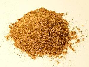Garam masala - A garam masala