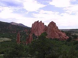 Garden of the Gods Hogback Formations.jpg