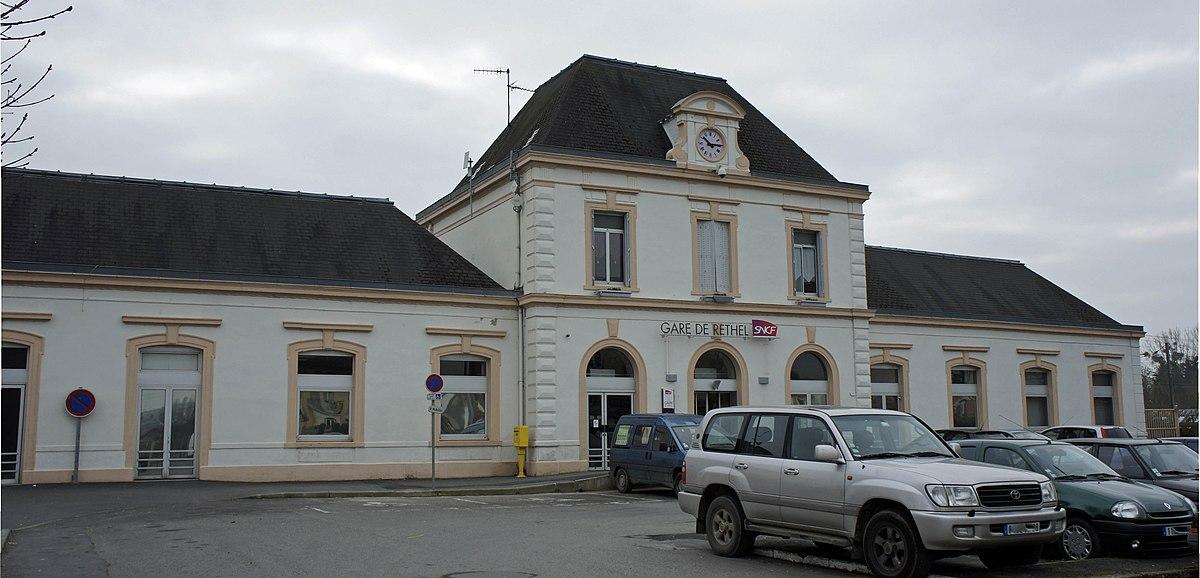 Gare de rethel wikip dia for 08300 rethel