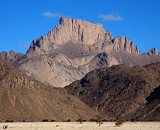 Teffedest Mountains