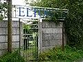 Gate for Elton Cricket Club - geograph.org.uk - 470739.jpg