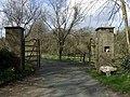 Gateway to Temple Druid - geograph.org.uk - 745331.jpg