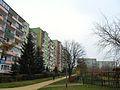 Gdańsk ulica Dywizjonu 303 5 i 9.JPG