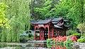 Gebouw voorstellende een boot. Locatie, Chinese tuin Het Verborgen Rijk van Ming in de (Hortus Haren Groningen) 02.JPG