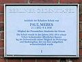 Gedenktafel Beuckestr 27-29 (Zehl) Paul Mebes.JPG