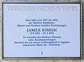 Gedenktafel Bundesallee 23 (Wilmd) Henri James Simon.jpg