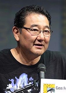 Gen Fukunaga President and CEO of Funimation Entertainment