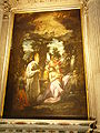 Genova-basilica di santa maria assunta-dipinto Francesco Vanni.jpg