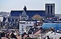 Gent Sint Michielskerk viewed from Burg Gravensteen.jpg