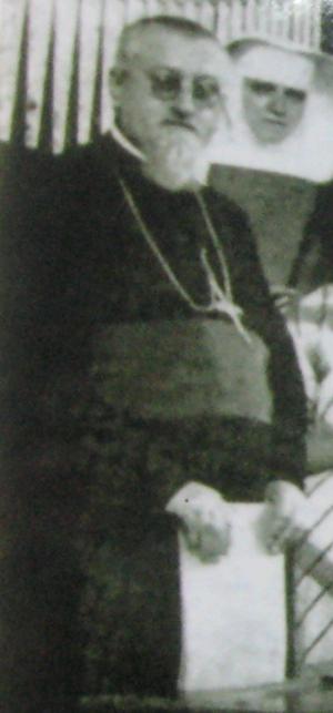 Georg Weig - Bishop Weig circa 1935