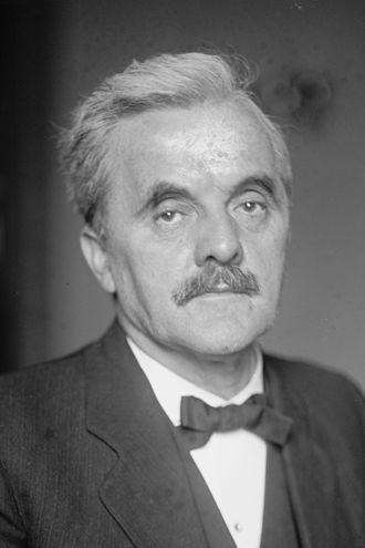 George W. Norris - George W. Norris, US Representative from Nebraska.