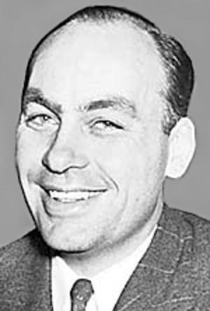 Gallup (company) - George Gallup, founder of the company in 1935