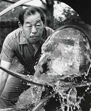George Tsutakawa - Image: George Tsutakawa 1967 by J Sneddon