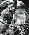George Tsutakawa 1967 by J Sneddon.jpg
