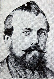 George William Stow South African paleontologist (1822-1882)