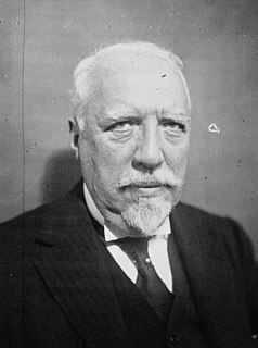 Georges Bonnefous French politician