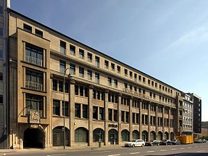 Carl Moritz - Image: Gereonshaus Köln (9069 71)