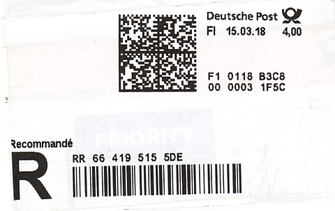 Germany stamp type PO6 Reg.jpg