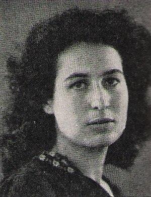 Geulah Cohen - Image: Geula Cohen