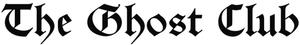 The Ghost Club - Image: Ghost Club Logo