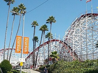 Giant Dipper - View of Giant Dipper
