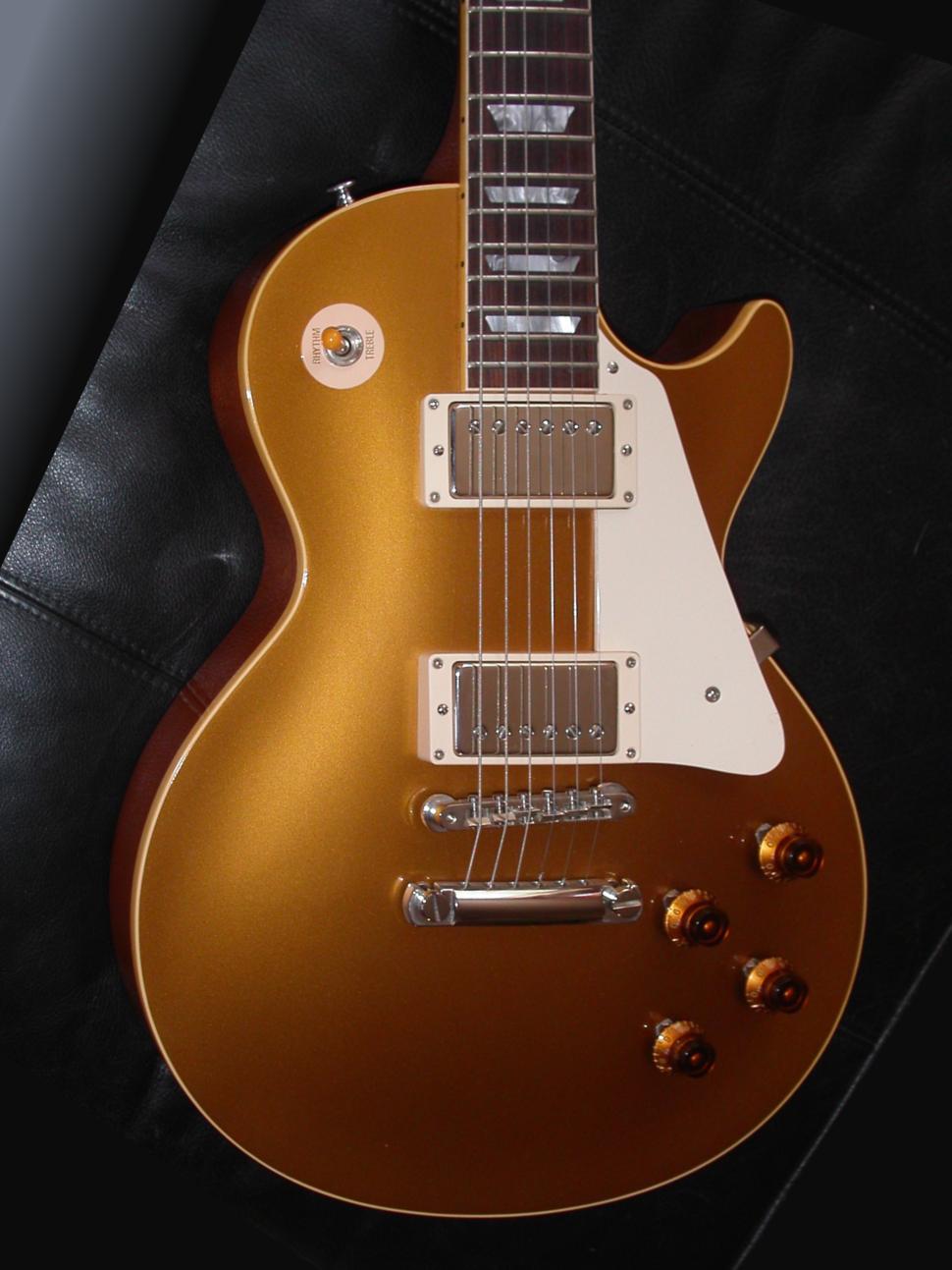 Gibson Les Paul '57 Historic Reissue (2002)