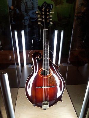 Orville Gibson - Gibson carved top mandolin, F series