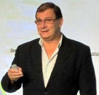 Séralini affair - Gilles-Éric Séralini, in a 2015 photograph