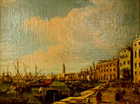 Giovanni Antonio Canal - View of Venice.jpg
