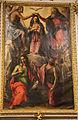 Giovanni bizzelli, incoronazione della Vergine da parte della Trinità e santi, 1600, 03.JPG