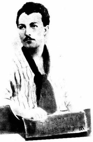 Giovanni Passannante - Image: Giovanni passannante