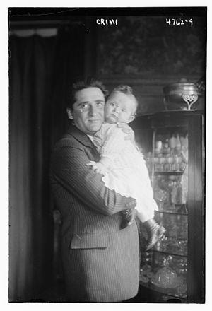 Giulio Crimi - Giulio Crimi in 1918