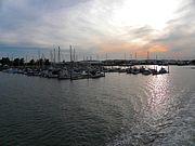 Gladstone Harbour Sunset 2010