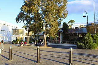 Glen Waverley, Victoria - Monash Public Library, Glen Waverley branch.