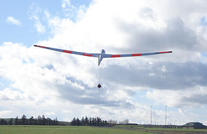 Volunteer Gliding Squadron - Image: Glider Launch
