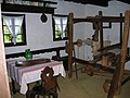 Gocsej village house room 2.jpg