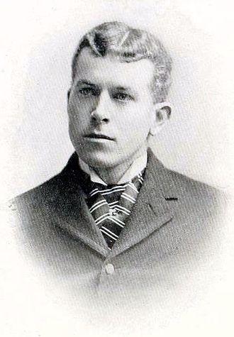 Godfrey Brinley - Brinley in 1901