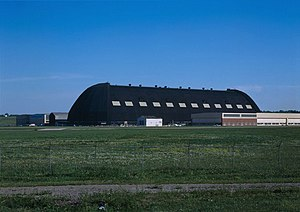 Goodyear Airdock - The Goodyear Airdock