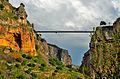 Gorges du Rhummel & le pont suspendu.jpg