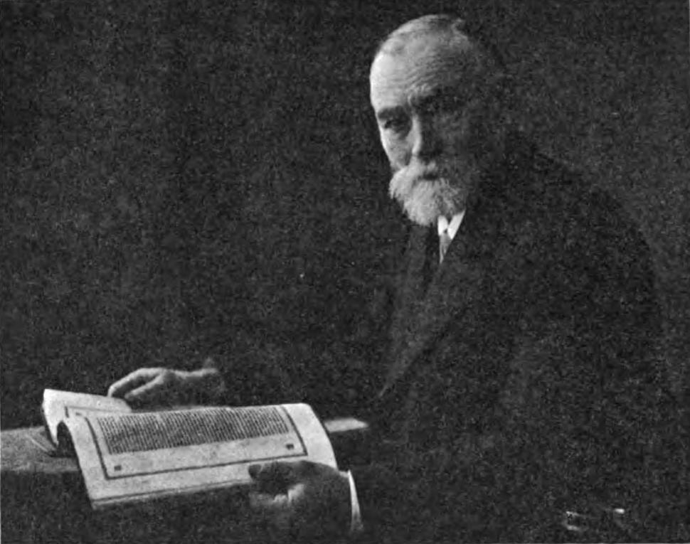 Gottlob Frege (Emil Tesch)