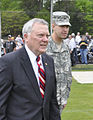 Governor, Brig. Gen. Jarrard welcome Guardsmen home (7042200793).jpg