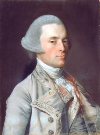 Sir John Wentworth, 1st Baronet - Wentworth by John Singleton Copley