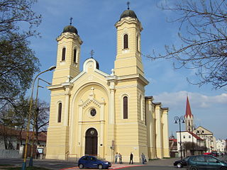 Cathedral of the Nativity of the Mother of God, Košice church building in Košice, Slovakia