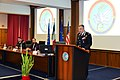 "Graduation Ceremony ""14th Protection of Civilians Course"" at Center of Excellence for Stability Police Units (CoESPU) Vicenza, Italy 170221-A-JM436-133.jpg"