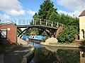 Grand Union Canal, Aylesbury Arm, Highbridge Walk footbridge - geograph.org.uk - 903603.jpg