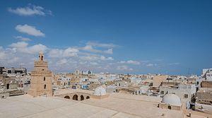 Sfax - Image: Grande Mosquée de Sfax 09