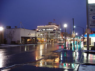 Grants Pass, Oregon City in Oregon, United States