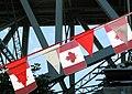 Granville Bridge flags (689997554).jpg