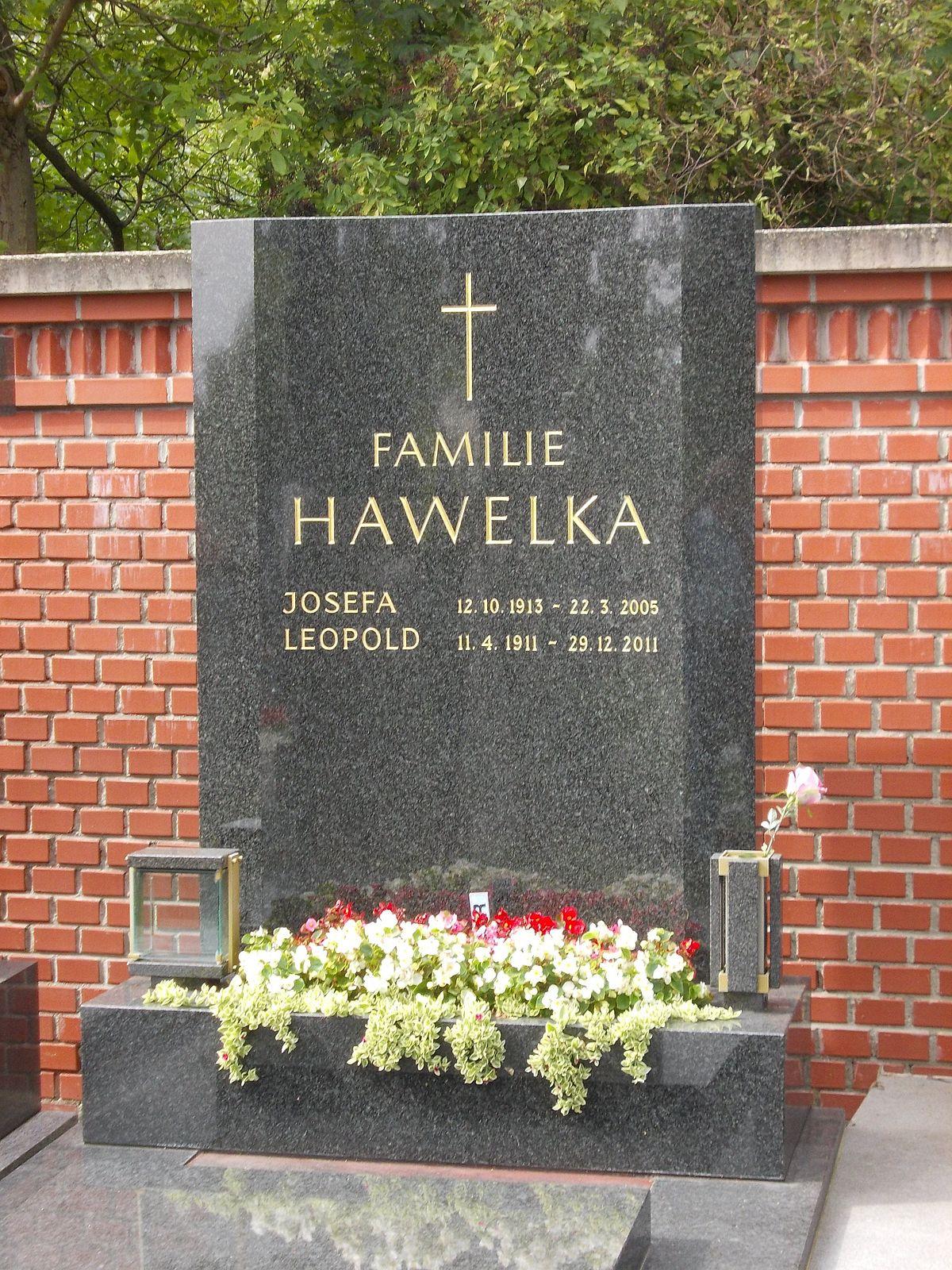 Josefine Hawelka Wikipedia