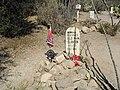 "Grave of Newman Haynes ""Old Man Clanton"".jpg"